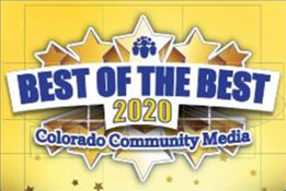 Best of the Best 2020 Colorado Community Media